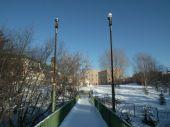 В Сестрорецке на мосту повесился мужчина