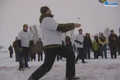 Турнир по волейболу на снегу «Snow Volley Christmas-2015»