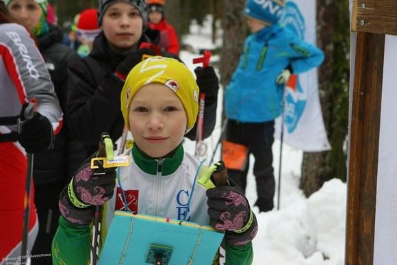 Сестрорецкие спортсмены выиграли Кубок СПб по ориентированию на лыжах