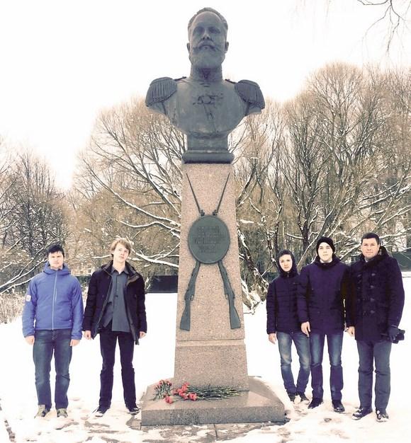 Исполнилось 168 лет со дня рождения Сергея Мосина