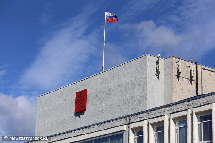 В администрации Курортного района прошли обыски