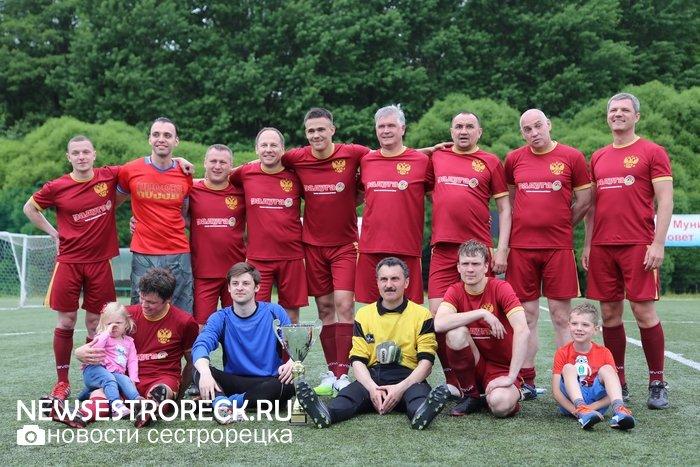 VI международный турнир по мини-футболу среди консульских команд