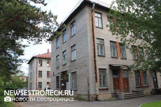 Три здания снесут на территории городской больницы № 40