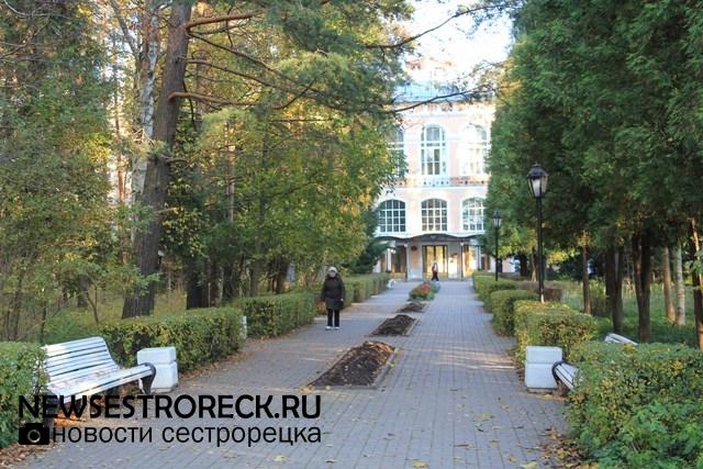 Сестрорецк занял шестое место в рейтинге самых целебных вод в России