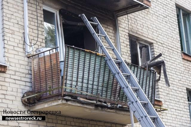 На ул.Володарского, д.8 взорвался самогонный аппарат
