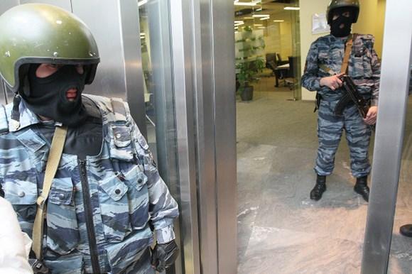 В Петербурге прошли самые масштабные обыски в офисах строительных СРО