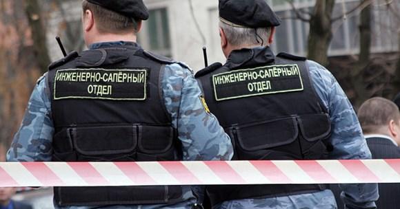 Террорист-шутник заминировал дом №24 по ул.Токарева