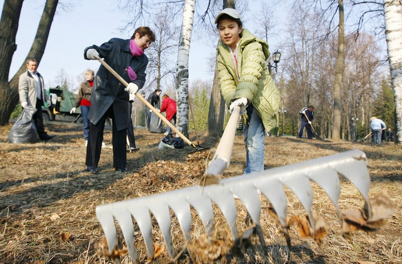 Большая уборка в Сестрорецке пройдет 21 апреля