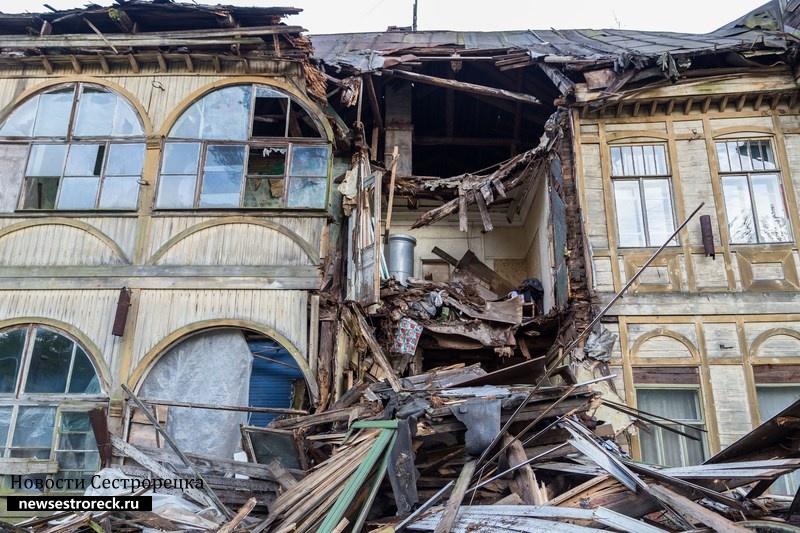 Прокуратура требует возбудить дело из-за разрушения дачи Кочкина