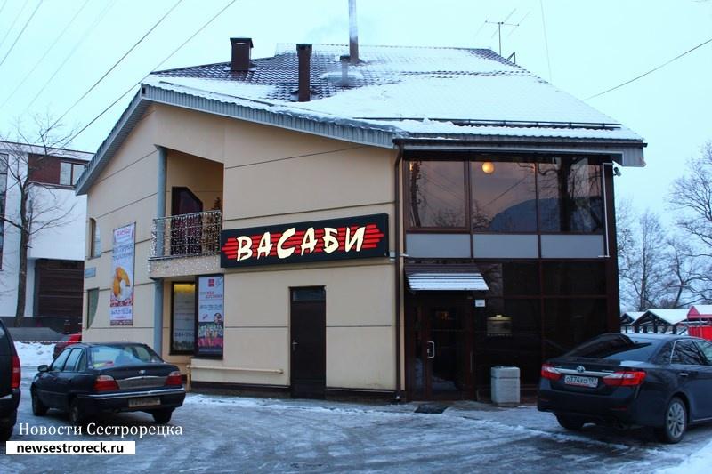 """Пятеро детей отравились в ресторане """"Васаби"""" в Сестрорецке"""