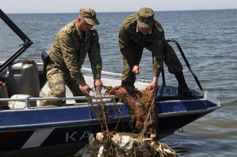 На озере Сестрорецкий разлив пойман злостный браконьер