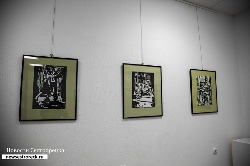 """В выставочном зале """"Арт-Курорт"""" открылась выставка """"Двое"""""""