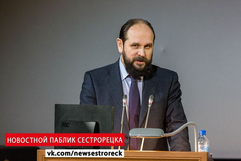 Глава Курортного района Алексей Куимов покинет нынешнюю должность